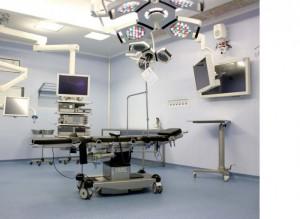 Модульные системы SHD для операционных и предоперационных блоков интенсивной терапии